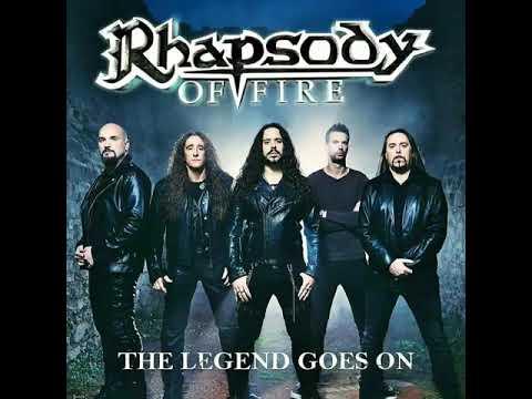 RHAPSODY OF FIRE - the legend goes on( 2018)