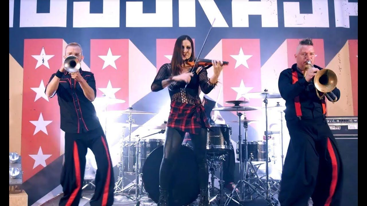 RUSSKAJA - Alive (Official Video) | Napalm Records