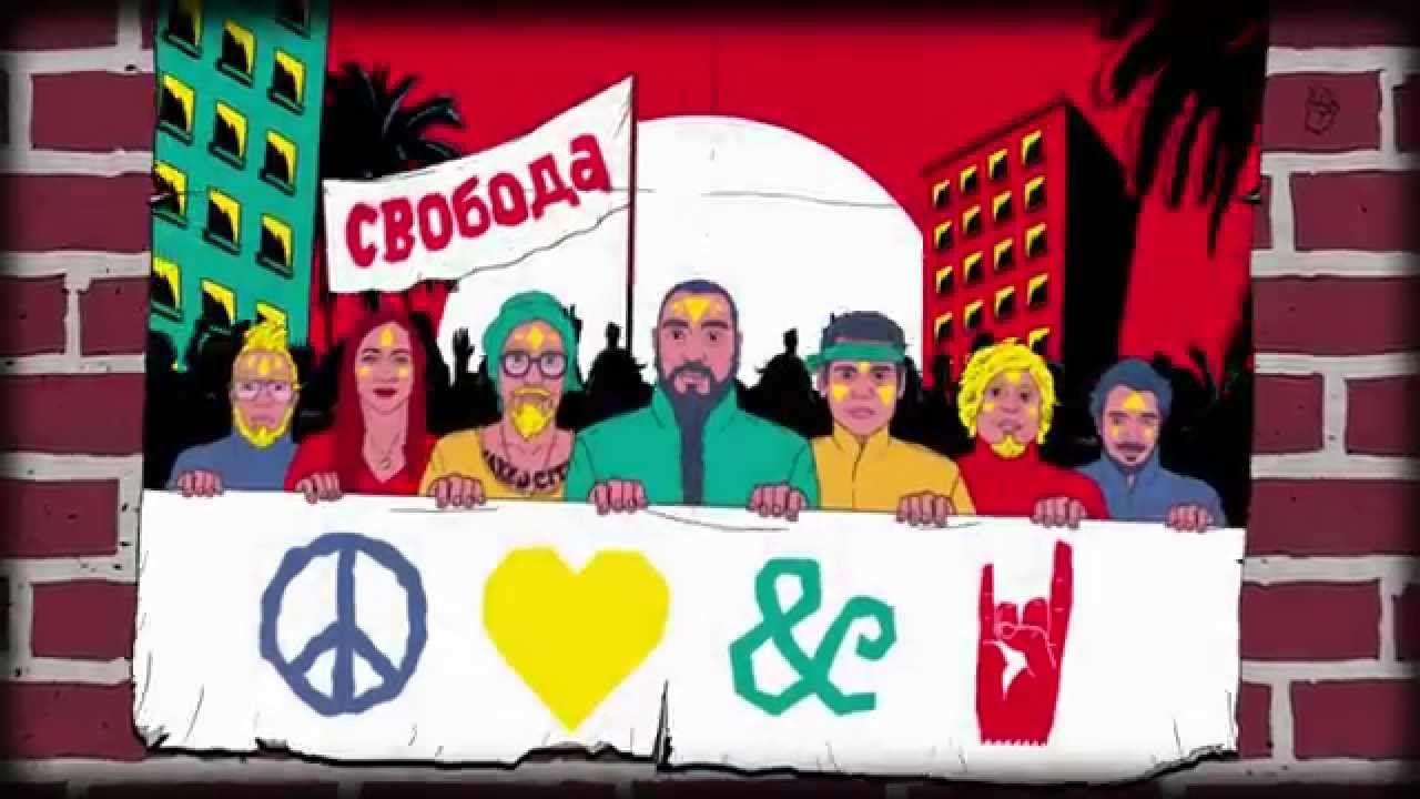 RUSSKAJA - El Pueblo Unido (Official Video) | Napalm Records