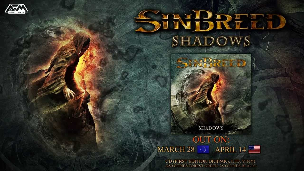 SINBREED - Call To Arms (2014) // LYRIC Video // AFM Records
