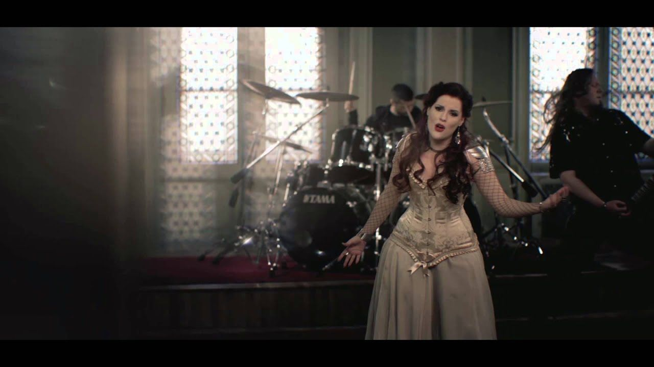 SIRENIA - Once My Light (Official Video) | Napalm Records