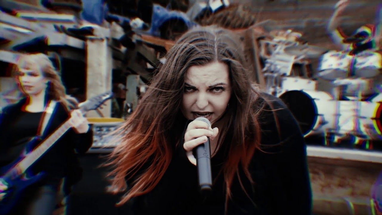 SISTERS OF SUFFOCATION ft. Martin Furia - Humans Are Broken (Official Video) | Napalm Records