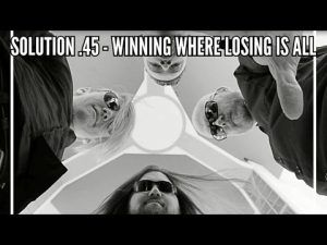 SOLUTION .45 - Winning Where Losing Is All (2015) // official audio clip // AFM Records