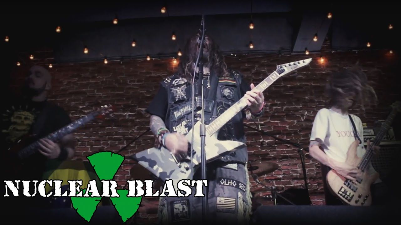 SOULFLY - Archangel (OFFICIAL MUSIC VIDEO)