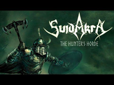 SUIDAKRA - The Hunter's Horde (2016) // official lyric video // AFM Records
