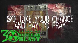 TANKARD - Pay To Pray  (OFFICIAL LYRIC VIDEO)
