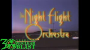 THE NIGHT FLIGHT ORCHESTRA - Something Mysterious (OFFICIAL MUSIC VIDEO)