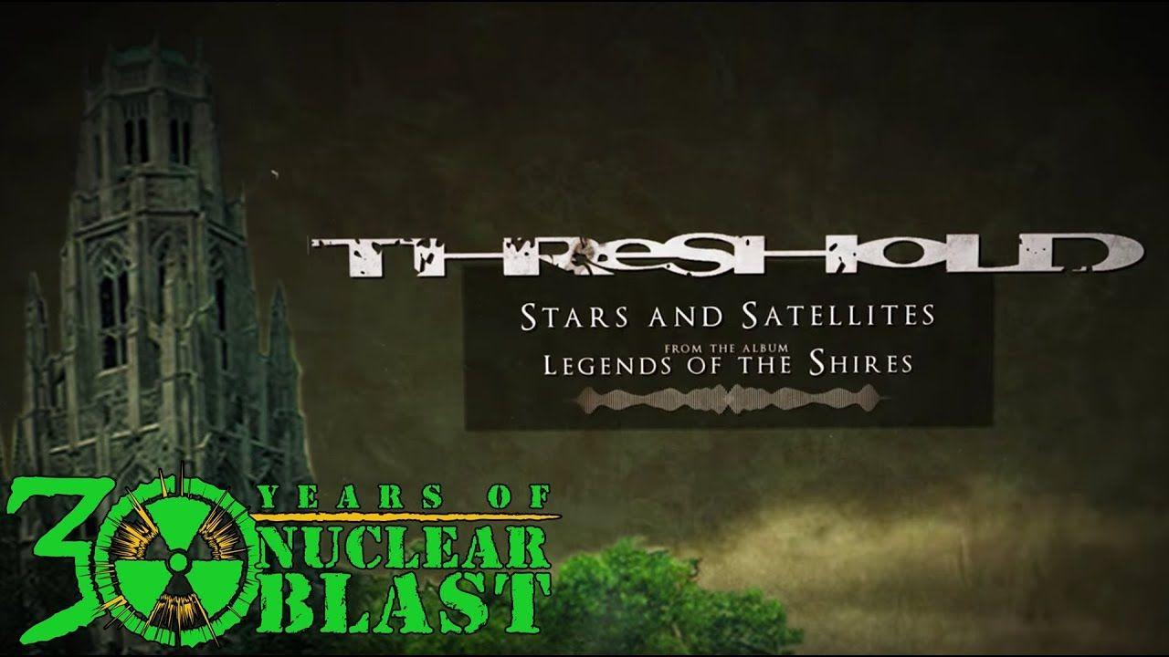THRESHOLD - Stars And Satellites (OFFICIAL LYRIC VIDEO)