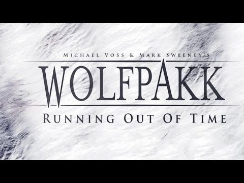 WOLFPAKK - Running Out Of Time (2015) // official lyric video // AFM Records