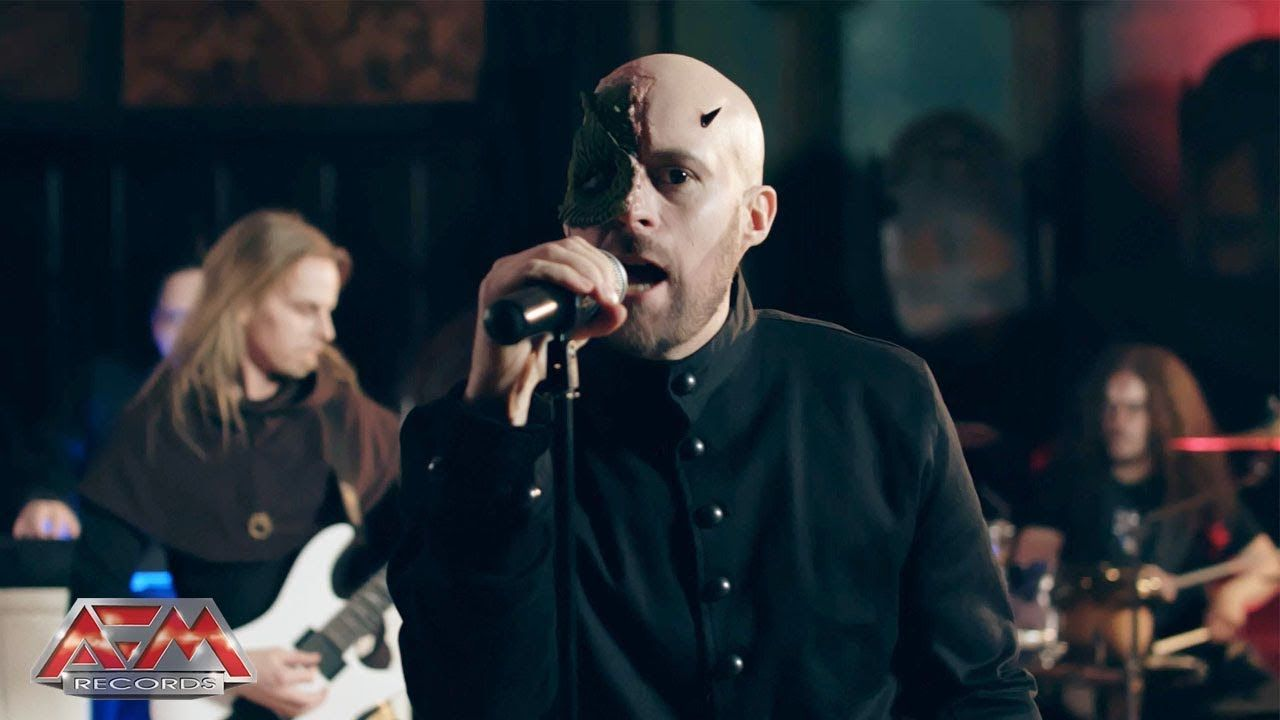 BLOODBOUND - Rise Of The Dragon Empire (2019) // Official Music Video // AFM Records