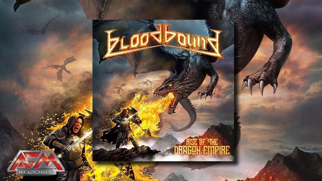 BLOODBOUND - Slayer Of Kings (2019) // Official Audio Video // AFM Records