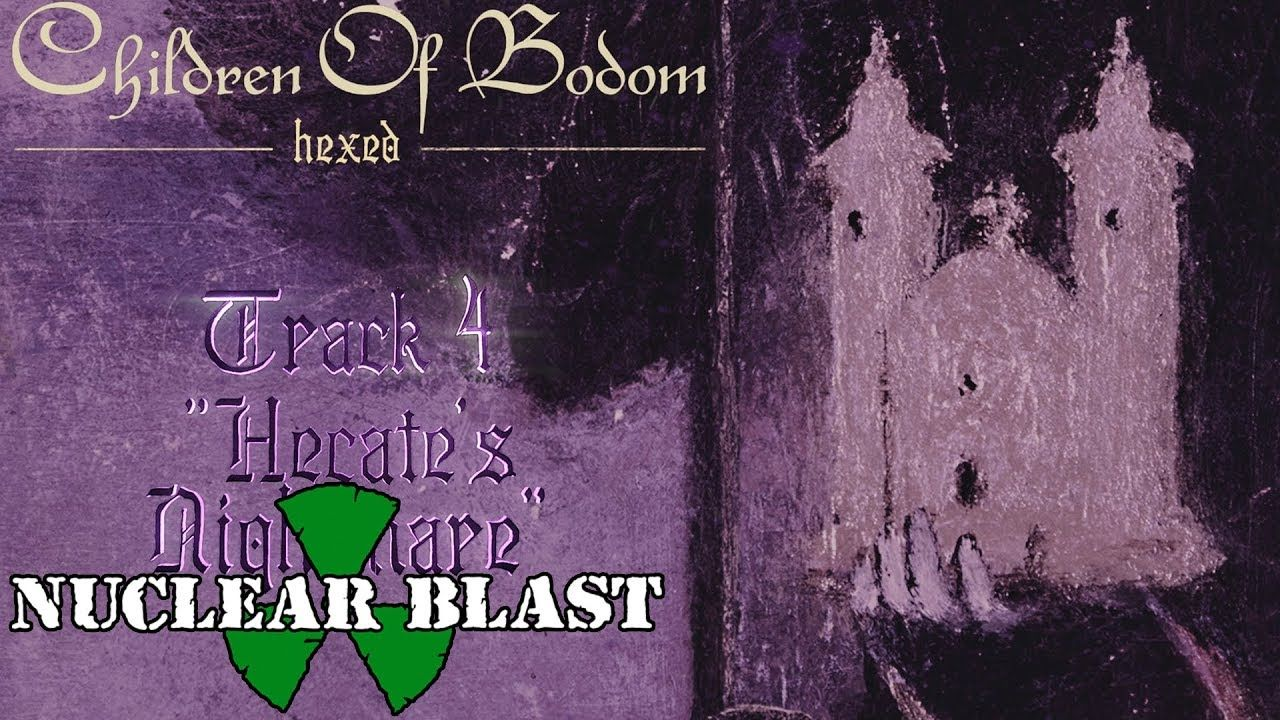 "CHILDREN OF BODOM - ""Hecate's Nightmare"" (OFFICIAL TRACK BY TRACK #4)"