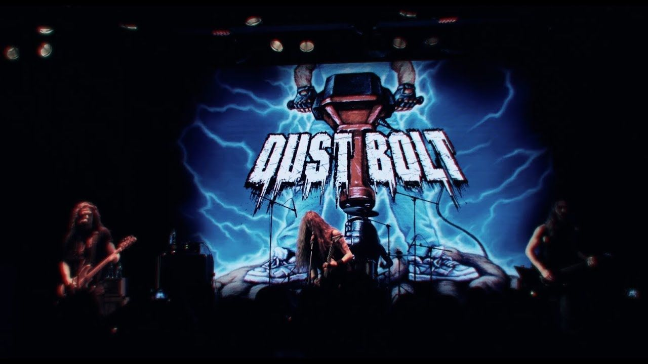 DUST BOLT - The Fourth Strike | Napalm Records