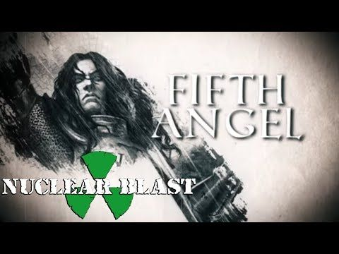 FIFTH ANGEL - Stars Are Falling (OFFICIAL LYRIC VIDEO)