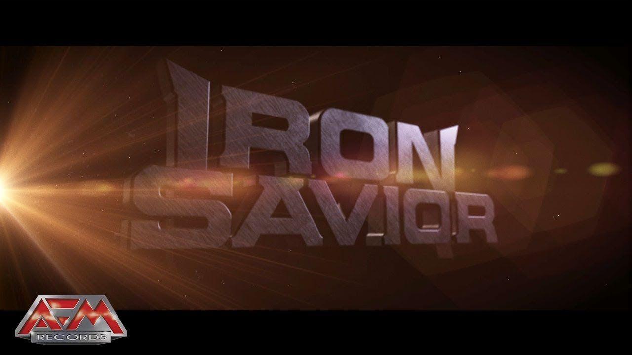 IRON SAVIOR - Roaring Thunder (2019) // Official Lyric Video // AFM Records