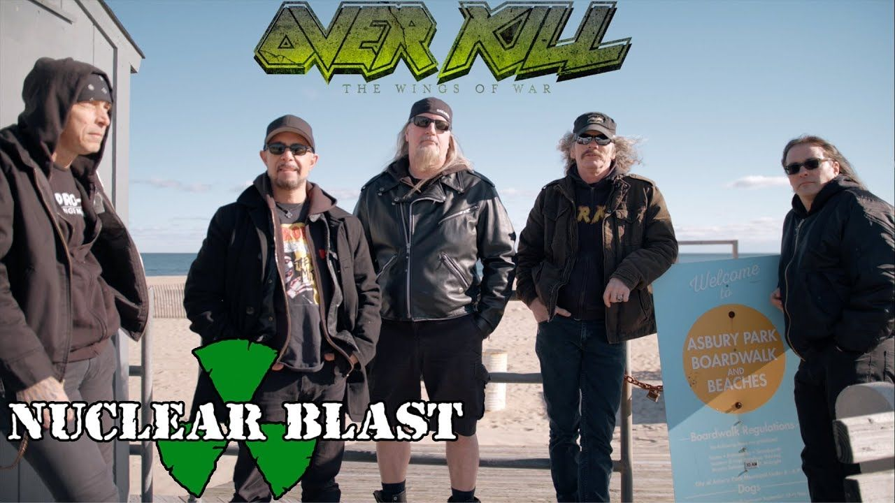 "OVERKILL - Pre-Order ""THE WINGS OF WAR"" (OFFICIAL TRAILER)"