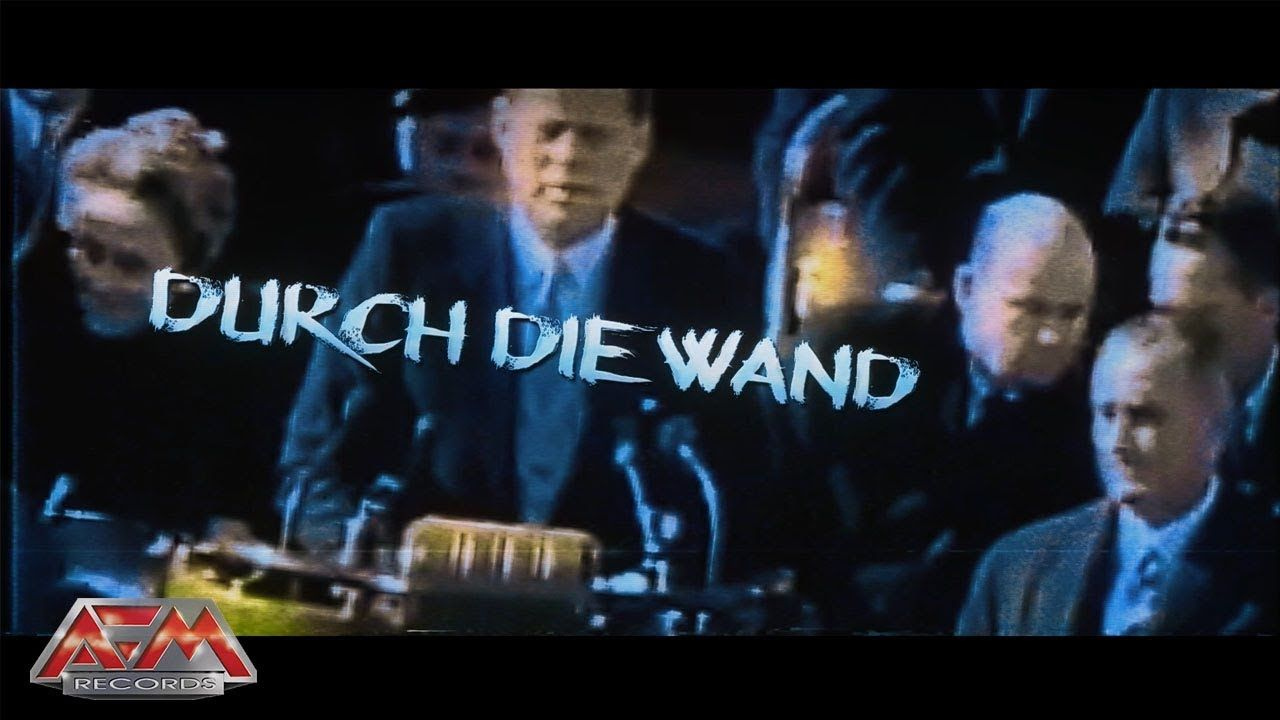 SCHATTENMANN - Kopf Durch Die Wand (2019) // Official Lyric Video // AFM Records