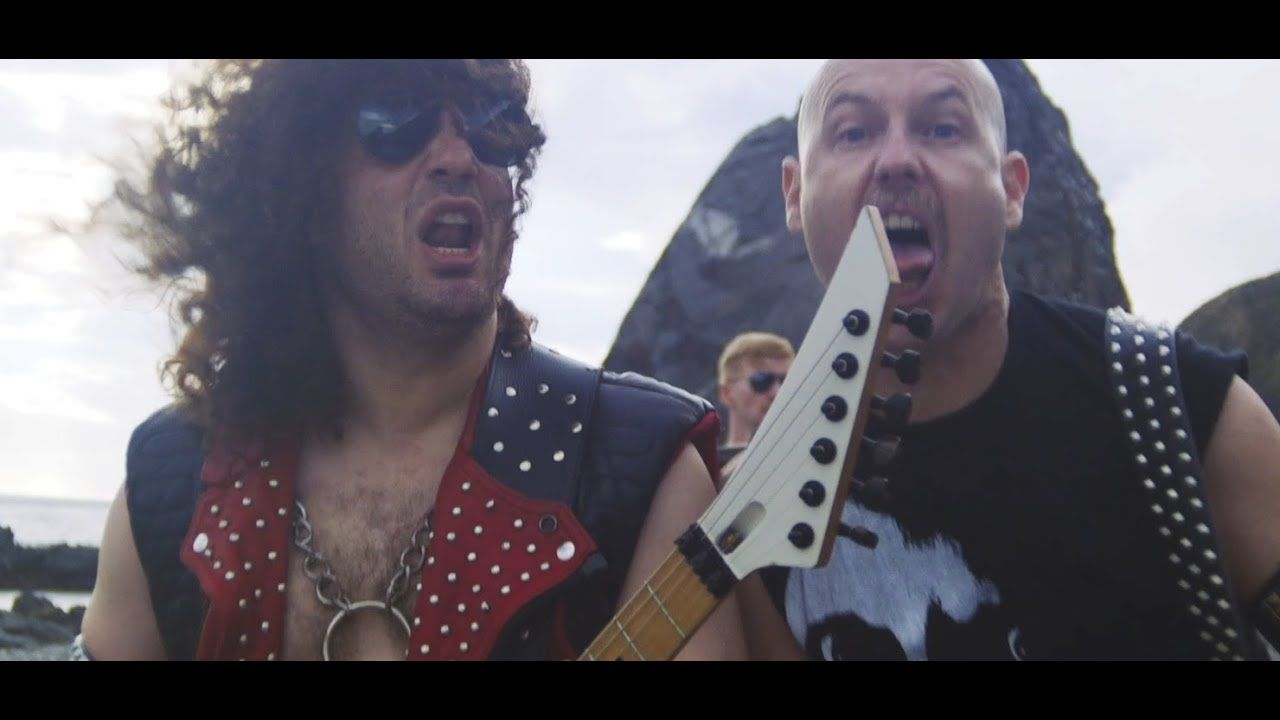 STÄLKER - Behold the Beast (Official Video) | Napalm Records