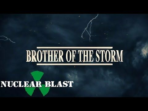 GRAND MAGUS - Brother Of The Storm (OFFICIAL LYRIC VIDEO)