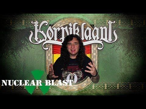 "KORPIKLAANI - ""Bier Bier"" Feat. Gerre (OFFICIAL LYRIC VIDEO)"