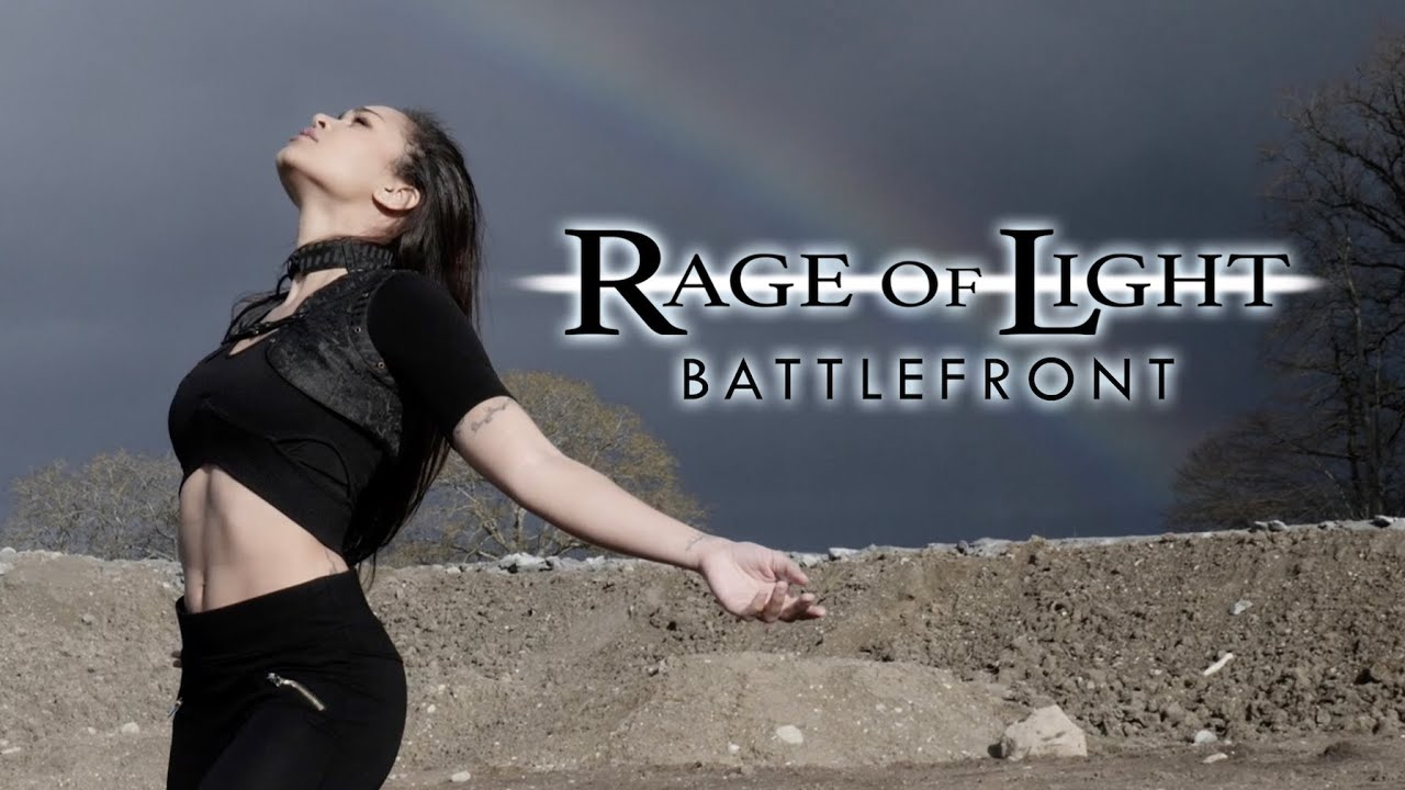RAGE OF LIGHT - Battlefront (Official Video) | Napalm Records