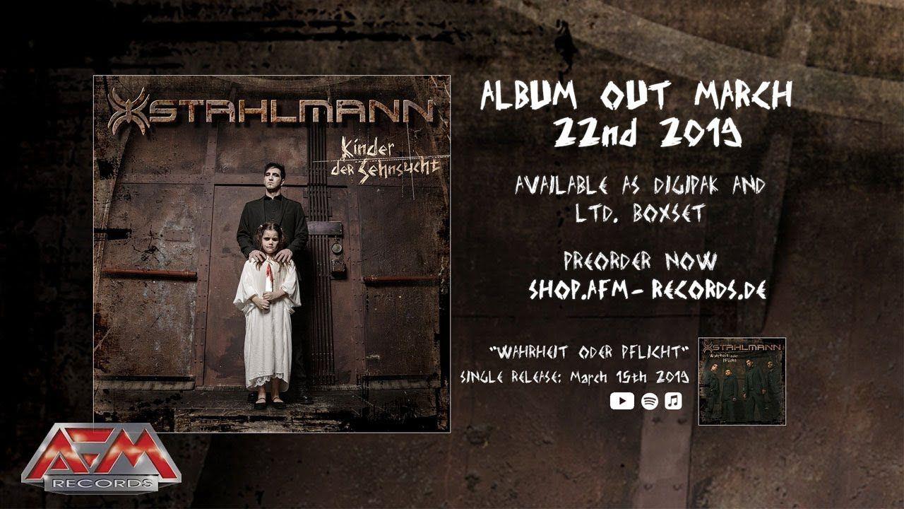 STAHLMANN - Wahrheit Oder Pflicht (2019) // Official Audio Video // AFM Records