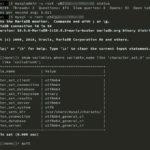 变更资料库编码为utf8mb4